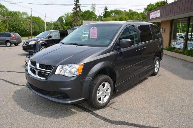 2012 Dodge Grand Caravan for sale at LaBelle Sales & Service in Bridgewater MA