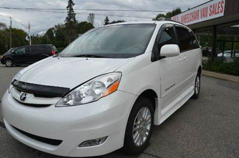 2009 Toyota Sienna for sale at LaBelle Sales & Service in Bridgewater MA