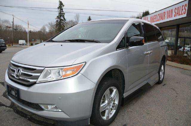 2011 Honda Odyssey for sale at LaBelle Sales & Service in Bridgewater MA
