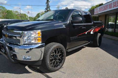 2012 Chevrolet C/K 1500 Series for sale in Bridgewater, MA
