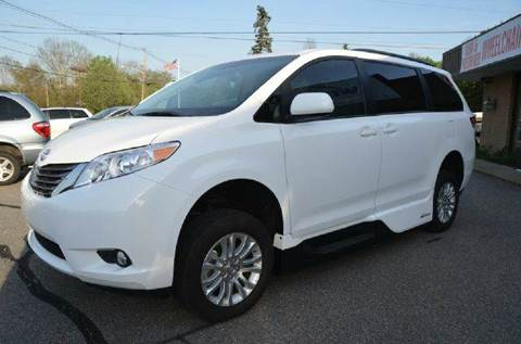 2013 Toyota Sienna for sale at LaBelle Sales & Service in Bridgewater MA