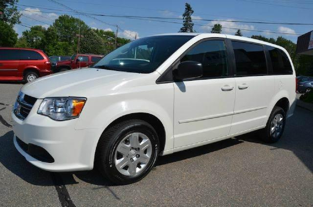2011 Dodge Grand Caravan for sale at LaBelle Sales & Service in Bridgewater MA