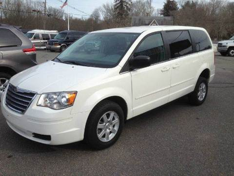 2010 Chrysler Town and Country for sale at LaBelle Sales & Service in Bridgewater MA