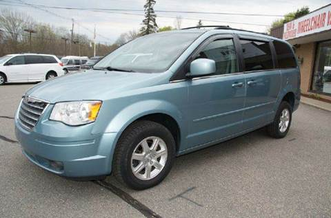 2008 Chrysler Town and Country for sale at LaBelle Sales & Service in Bridgewater MA
