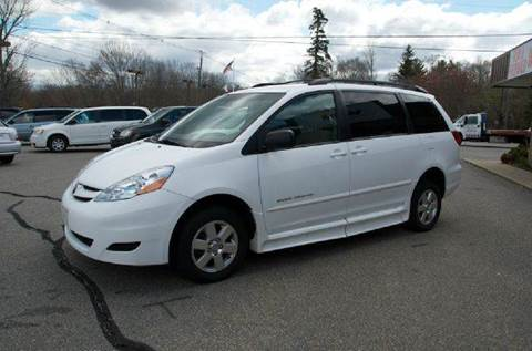 2010 Toyota Sienna for sale at LaBelle Sales & Service in Bridgewater MA