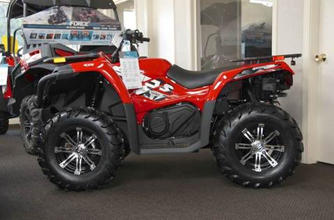 2017 CF Moto CForce 500 S EPS for sale at LaBelle Sales & Service in Bridgewater MA