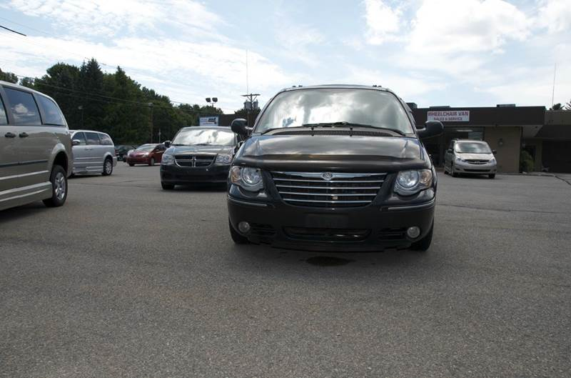 2005 Chrysler Town and Country for sale at LaBelle Sales & Service in Bridgewater MA