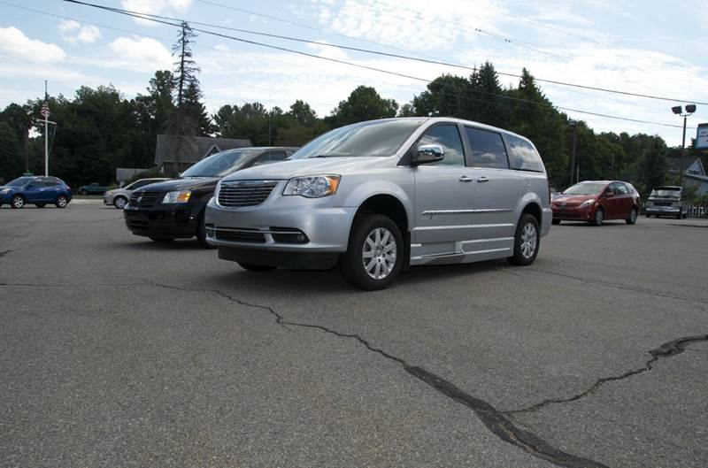 2012 Chrysler Town and Country for sale at LaBelle Sales & Service in Bridgewater MA