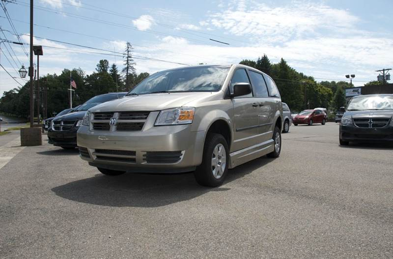 2008 Dodge Grand Caravan for sale at LaBelle Sales & Service in Bridgewater MA