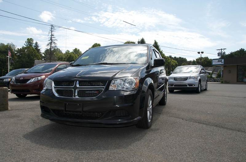 2014 Dodge Grand Caravan for sale at LaBelle Sales & Service in Bridgewater MA
