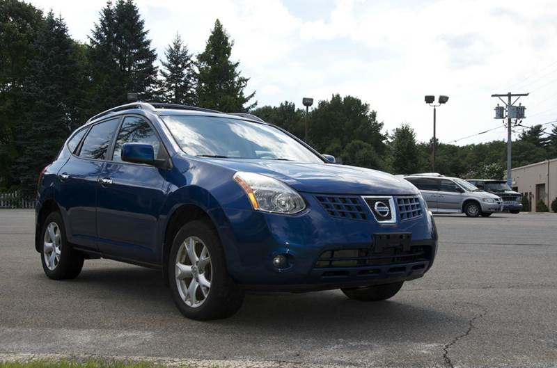 2010 Nissan Rogue for sale at LaBelle Sales & Service in Bridgewater MA