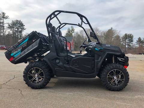 2019 CF Moto UFORCE 500 for sale at LaBelle Sales & Service in Bridgewater MA