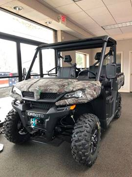 2019 CF Moto UFORCE for sale at LaBelle Sales & Service in Bridgewater MA