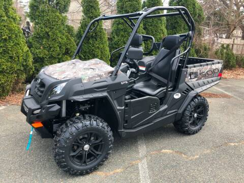 2020 CF Moto UFORCE for sale at LaBelle Sales & Service in Bridgewater MA