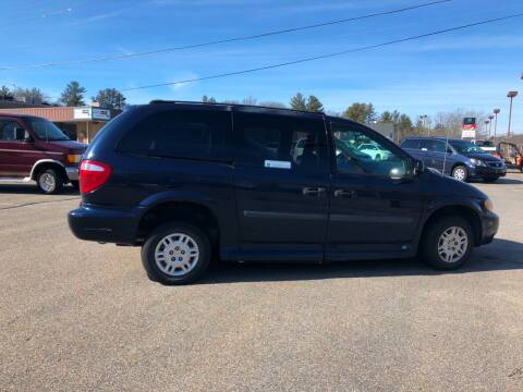 2005 Dodge Grand Caravan for sale at LaBelle Sales & Service in Bridgewater MA