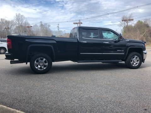 2015 GMC Sierra 2500HD for sale at LaBelle Sales & Service in Bridgewater MA