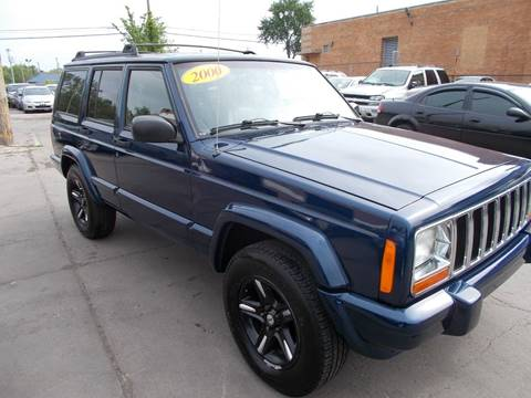 2000 Jeep Cherokee for sale in Toledo, OH