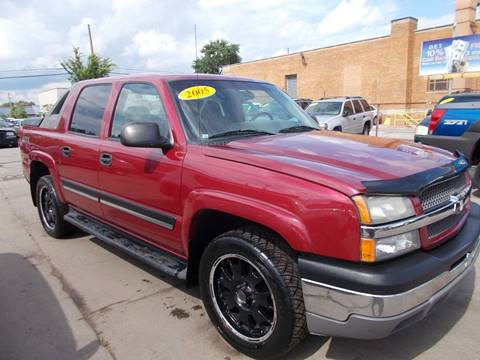 2005 Chevrolet Avalanche for sale in Toledo, OH