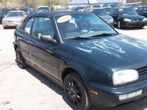 1998 Volkswagen Cabrio for sale in Toledo, OH