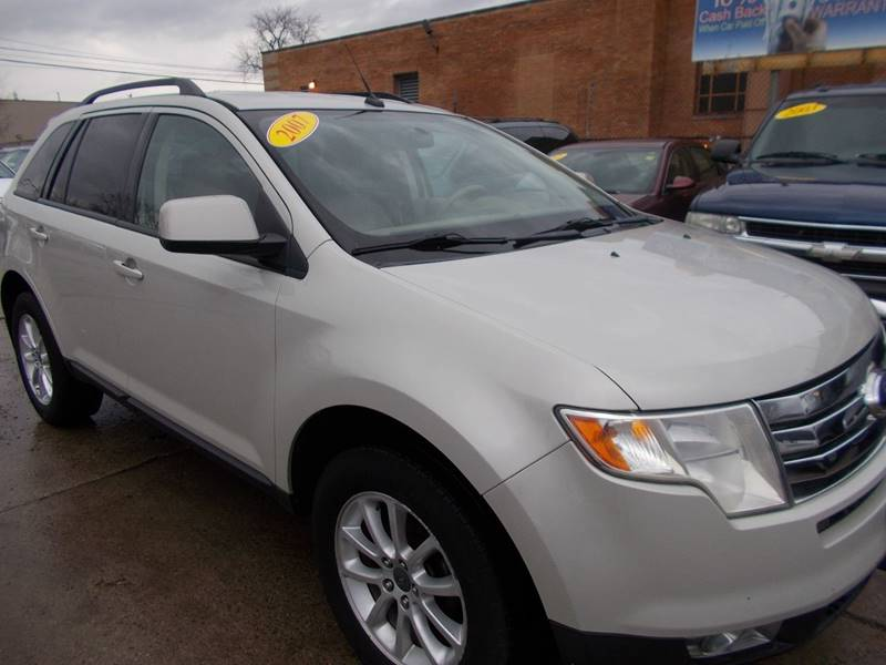 Ford Edge Sel Dr Crossover Toledo Oh