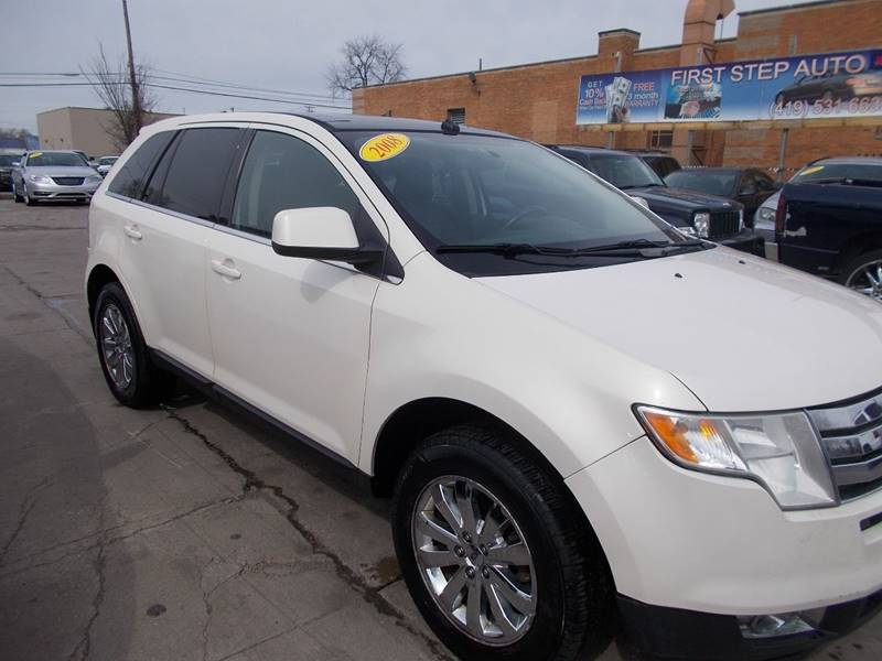 Ford Edge Limited Dr Crossover Toledo Oh