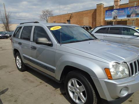 2006 Jeep Grand Cherokee for sale in Toledo, OH