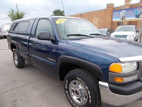 2000 GMC Sierra 2500 for sale in Toledo, OH