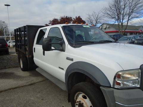 2005 Ford F-450 Super Duty for sale in Toledo, OH