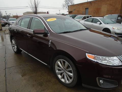2009 Lincoln MKS for sale at First Step Auto Finance in Toledo OH