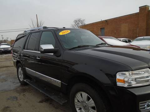 2010 Lincoln Navigator for sale at First Step Auto Finance in Toledo OH