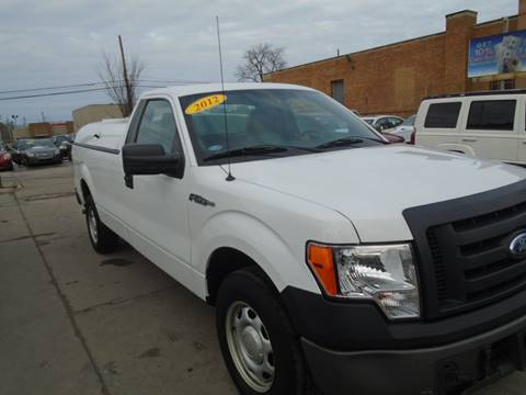2012 Ford F-150 XL for sale at First Step Auto Finance in Toledo OH