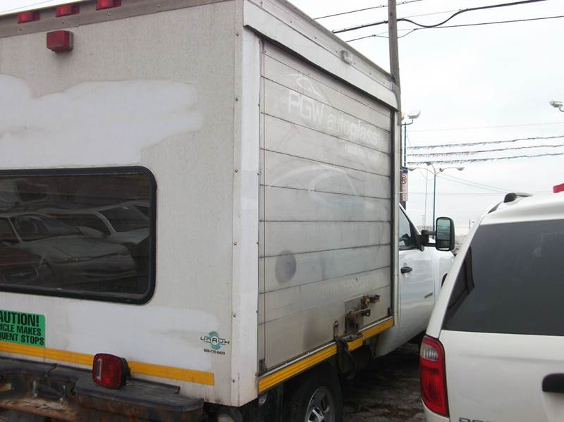 2011 Chevrolet Silverado 2500HD 4x2 Work Truck 2dr Regular Cab LB - Toledo OH
