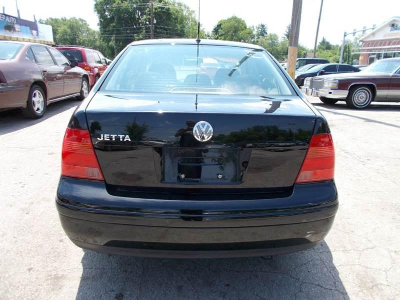 1999 Volkswagen Jetta 4dr New GL Sedan - Toledo OH
