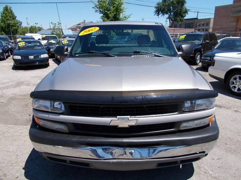 2002 Chevrolet Silverado 1500 2dr Standard Cab 2WD LB - Toledo OH