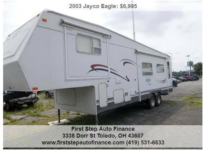 2003 Jayco Eagle  - Toledo OH