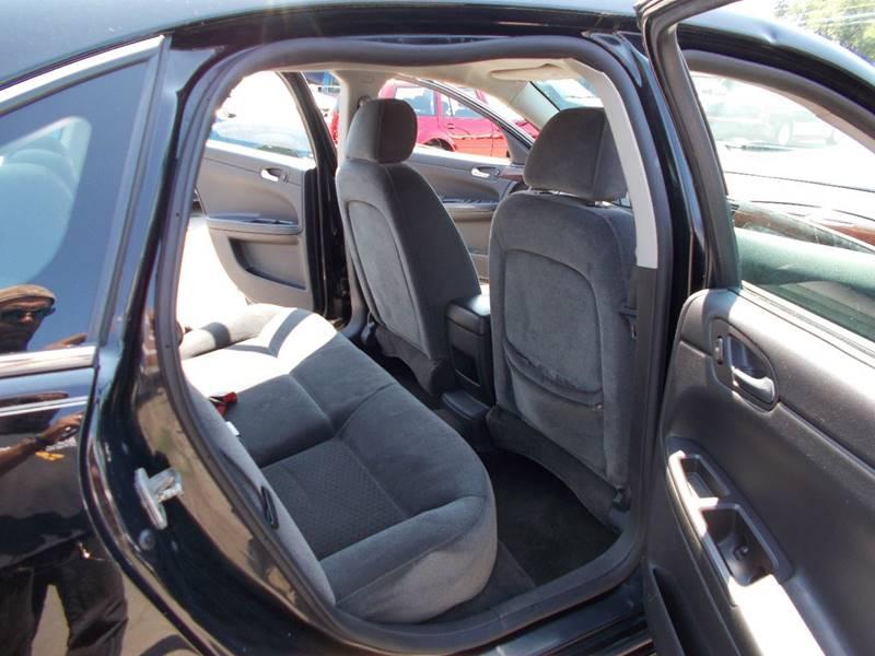 2007 Chevrolet Impala LS 4dr Sedan - Toledo OH
