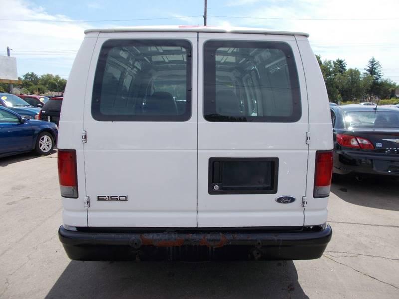 2008 Ford E-Series Cargo E-150 3dr Cargo Van - Toledo OH