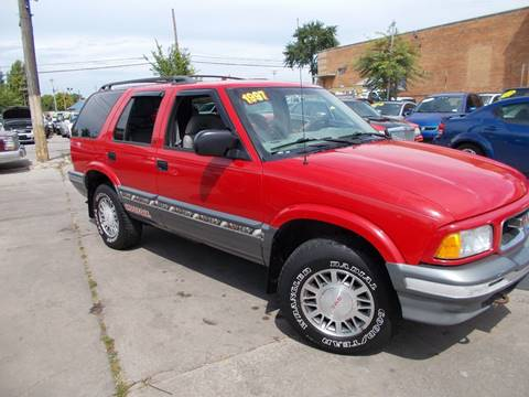1997 GMC Jimmy