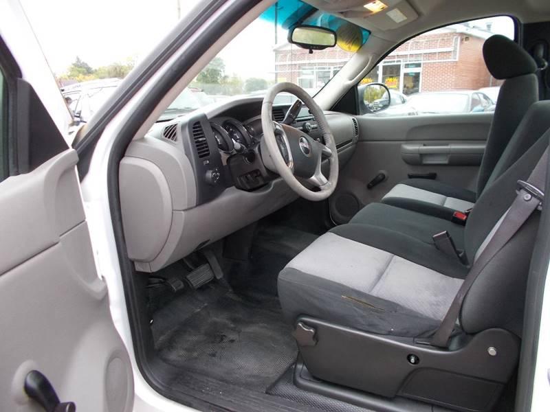 2008 GMC Sierra 2500HD 2WD Work Truck 2dr Regular Cab LB - Toledo OH