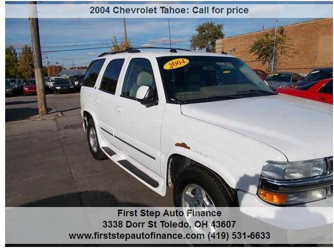 2004 Chevrolet Tahoe 4dr 4WD SUV - Toledo OH