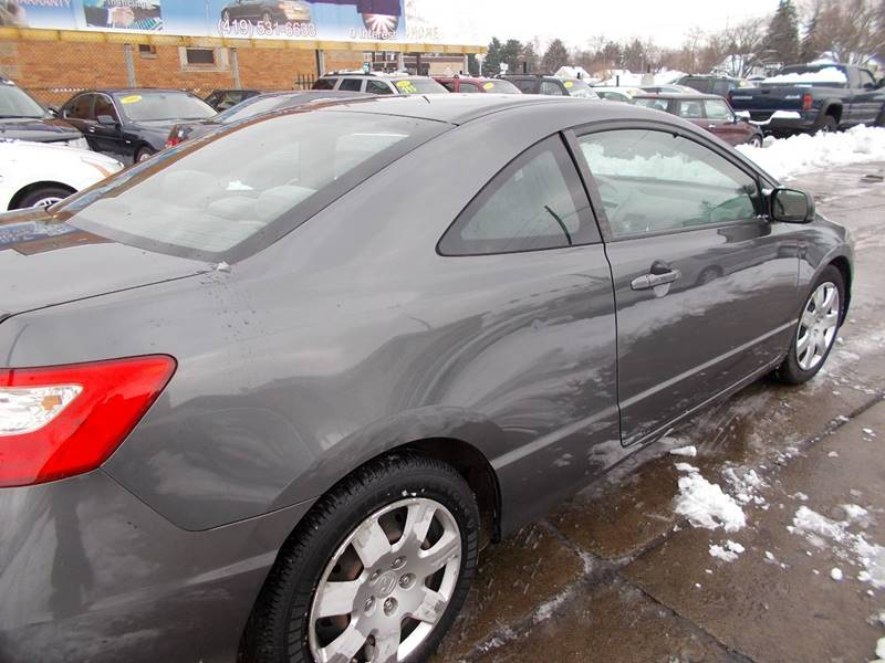 2011 Honda Civic LX 2dr Coupe 5A - Toledo OH