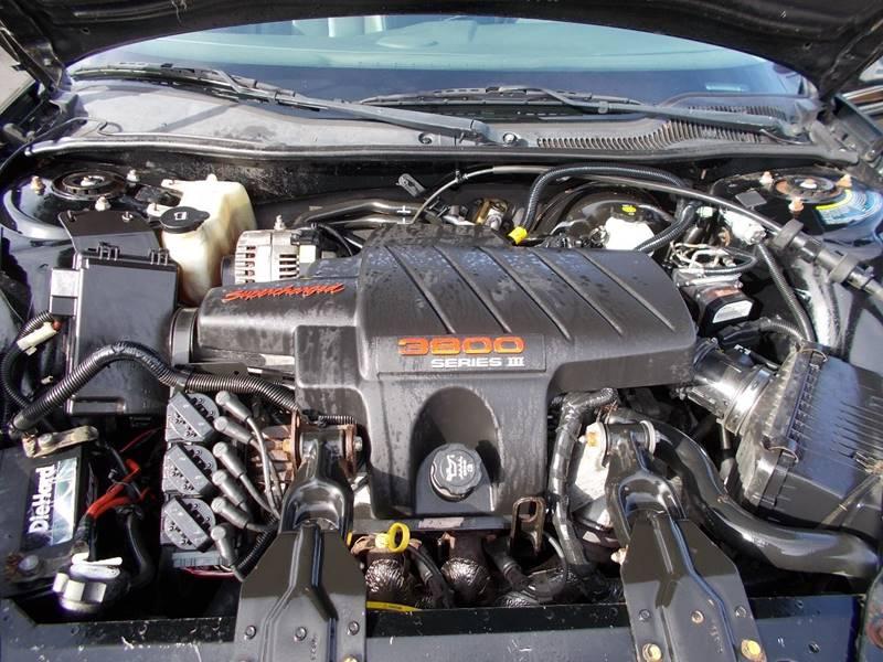 2004 Pontiac Grand Prix GTP 4dr Supercharged Sedan - Toledo OH