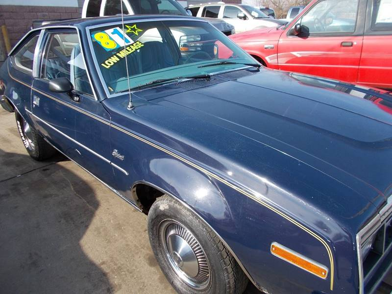 1981 AMC Spirit 2dr Hatchback - Toledo OH