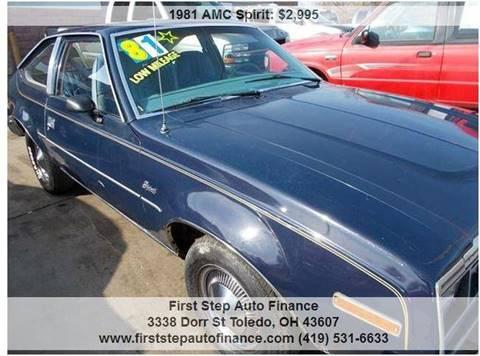 1981 AMC Spirit