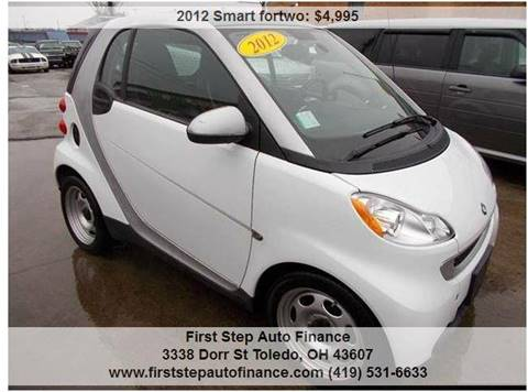 2012 Smart fortwo for sale in Toledo, OH
