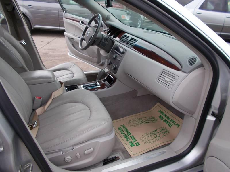 2009 Buick Lucerne CXL 4dr Sedan w/4XL - Toledo OH
