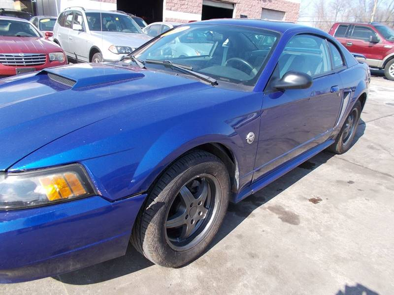 2004 Ford Mustang 2dr Coupe - Toledo OH