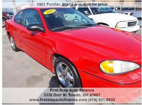 2002 Pontiac Grand Am for sale in Toledo, OH