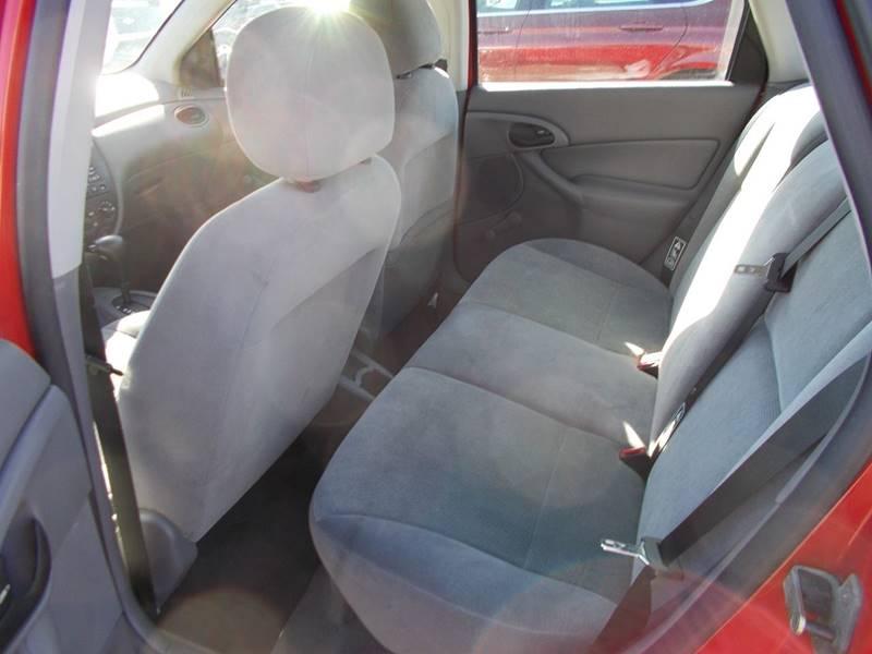2002 Ford Focus LX 4dr Sedan - Toledo OH