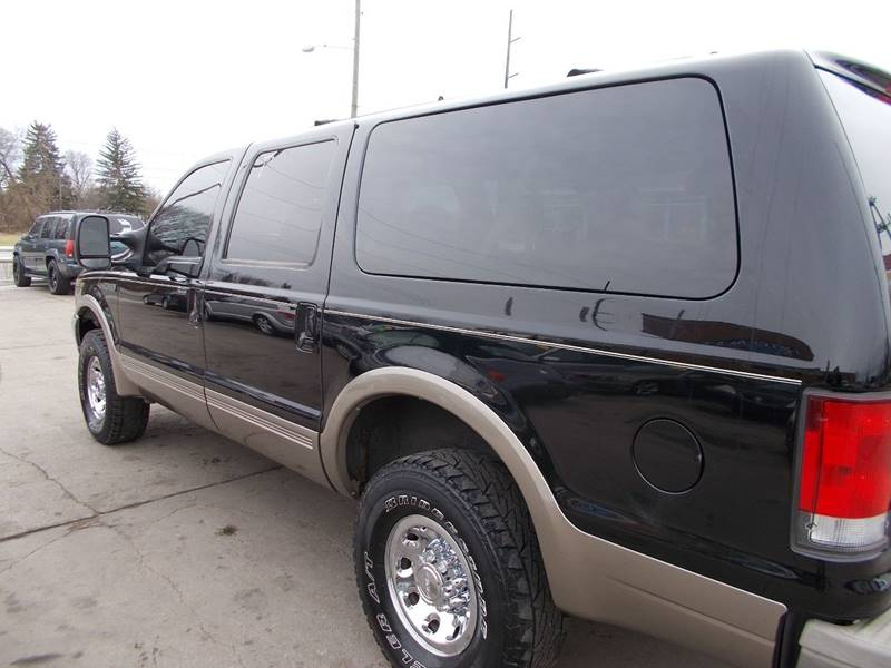 2001 Ford Excursion Limited 4WD 4dr SUV - Toledo OH